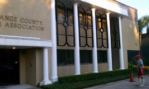 Orange County Bar Association (Orlando, FL) — Exterior Painting, Stucco Repair