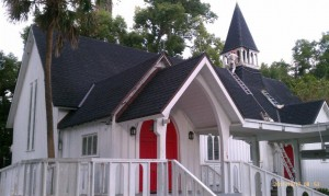 The Church of the Good Shepherd (Maitland, FL) – Lead Removal