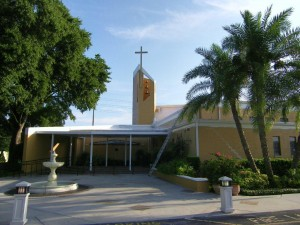 Saint Mary Magdalen Church (Maitland, FL) – Exterior Painting