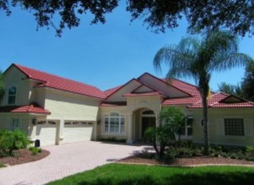 Private Homeowner (Heathrow, FL) — Tile Roof Painting